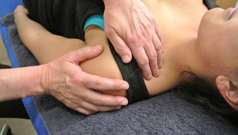 Osteopathie volwassenen schouder
